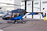 A.Tさんが、名古屋飛行場で撮影したセコインターナショナル 505 Jet Ranger Xの航空フォト(飛行機 写真・画像)