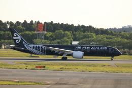 TAKA-Kさんが、成田国際空港で撮影したニュージーランド航空 787-9の航空フォト(飛行機 写真・画像)
