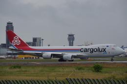 JA8037さんが、成田国際空港で撮影したカーゴルクス 747-8R7F/SCDの航空フォト(飛行機 写真・画像)