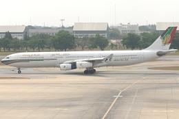 jun☆さんが、ドンムアン空港で撮影したガルフ・エア A340-312の航空フォト(飛行機 写真・画像)