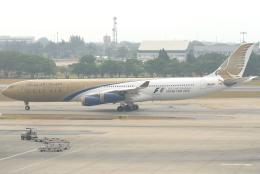 jun☆さんが、ドンムアン空港で撮影したガルフ・エア A340-313Xの航空フォト(飛行機 写真・画像)