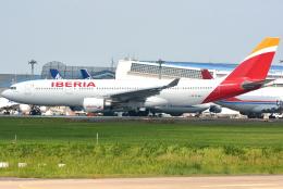 jun☆さんが、成田国際空港で撮影したイベリア航空 A330-202の航空フォト(飛行機 写真・画像)