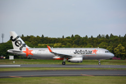 アルビレオさんが、成田国際空港で撮影したジェットスター・ジャパン A320-232の航空フォト(飛行機 写真・画像)