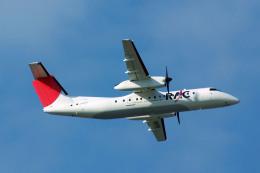 apphgさんが、那覇空港で撮影した琉球エアーコミューター DHC-8-314 Dash 8の航空フォト(飛行機 写真・画像)