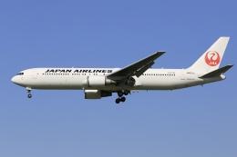 航空フォト:JA651J 日本航空 767-300
