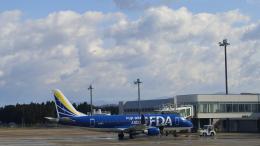Take51さんが、花巻空港で撮影したフジドリームエアラインズ ERJ-170-200 (ERJ-175STD)の航空フォト(飛行機 写真・画像)