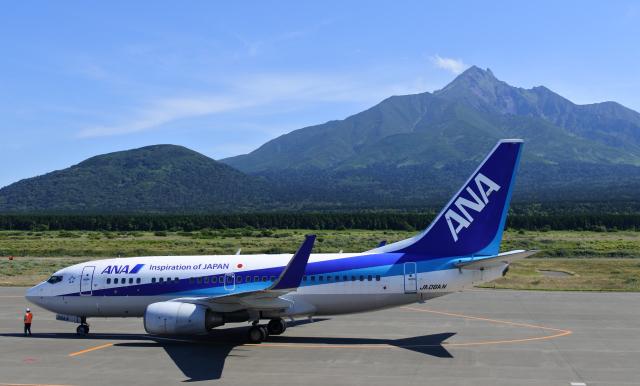 利尻空港 - Rishiri Airport [RIS/RJER]で撮影された利尻空港 - Rishiri Airport [RIS/RJER]の航空機写真(フォト・画像)