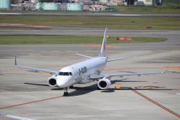 なかすぃ~さんが、伊丹空港で撮影したジェイエア ERJ-190-100(ERJ-190STD)の航空フォト(飛行機 写真・画像)