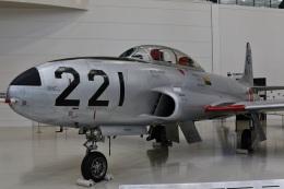 camelliaさんが、岐阜かかみがはら航空宇宙博物館で撮影した航空自衛隊 T-33Aの航空フォト(飛行機 写真・画像)