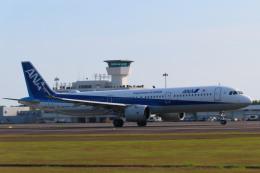KT 327@KOJさんが、鹿児島空港で撮影した全日空 A321-272Nの航空フォト(飛行機 写真・画像)