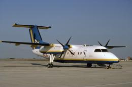JAパイロットさんが、那覇空港で撮影した琉球エアーコミューター DHC-8-103Q Dash 8の航空フォト(飛行機 写真・画像)