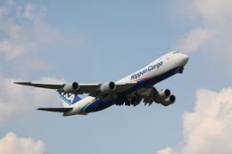 赤ちんさんが、成田国際空港で撮影した日本貨物航空 747-8KZF/SCDの航空フォト(飛行機 写真・画像)