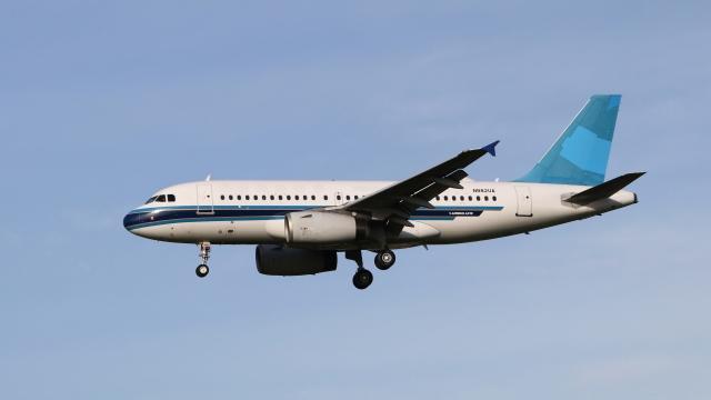 raichanさんが、成田国際空港で撮影したユナイテッド航空 A319-132の航空フォト(飛行機 写真・画像)