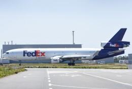 M.Tさんが、関西国際空港で撮影したフェデックス・エクスプレス MD-11Fの航空フォト(飛行機 写真・画像)