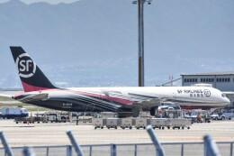 M.Tさんが、関西国際空港で撮影したSF エアラインズ 757-2Z0(SF)の航空フォト(飛行機 写真・画像)
