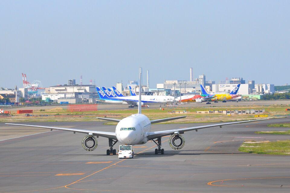 シグナス021さんの日本航空 Boeing 777-200 (JA8979) 航空フォト
