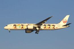 hiroki_h2さんが、羽田空港で撮影した日本航空 787-9の航空フォト(飛行機 写真・画像)