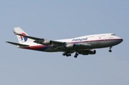 NIKEさんが、ロンドン・ヒースロー空港で撮影したマレーシア航空 747-4H6の航空フォト(飛行機 写真・画像)