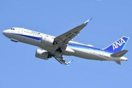 M.Tさんが、関西国際空港で撮影した全日空 A320-271Nの航空フォト(飛行機 写真・画像)