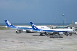 Hiro-hiroさんが、那覇空港で撮影した全日空 747-481(D)の航空フォト(飛行機 写真・画像)