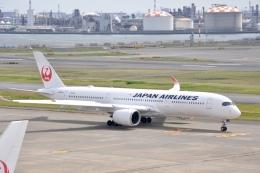 iheさんが、羽田空港で撮影した日本航空 A350-941の航空フォト(飛行機 写真・画像)