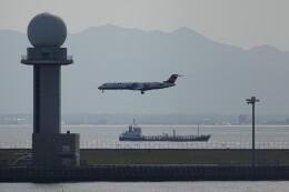 JUTENさんが、中部国際空港で撮影したアイベックスエアラインズ CL-600-2C10 Regional Jet CRJ-702ERの航空フォト(飛行機 写真・画像)