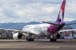 ファントム無礼さんが、横田基地で撮影したハワイアン航空 A330-243の航空フォト(飛行機 写真・画像)