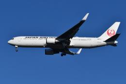 Deepさんが、成田国際空港で撮影した日本航空 767-346/ERの航空フォト(飛行機 写真・画像)