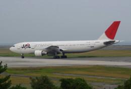 動物村猫君さんが、大分空港で撮影した日本航空 A300B4-622Rの航空フォト(飛行機 写真・画像)