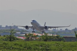 mild lifeさんが、伊丹空港で撮影した日本航空 A350-941の航空フォト(飛行機 写真・画像)