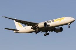 walker2000さんが、成田国際空港で撮影したアエロ・ロジック 777-FZNの航空フォト(飛行機 写真・画像)