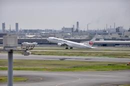 iheさんが、羽田空港で撮影した日本航空 767-346/ERの航空フォト(飛行機 写真・画像)