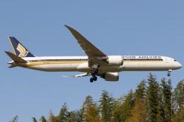walker2000さんが、成田国際空港で撮影したシンガポール航空 787-10の航空フォト(飛行機 写真・画像)