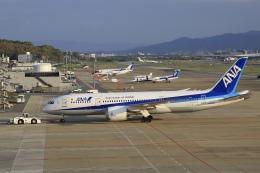aki241012さんが、福岡空港で撮影した全日空 787-8 Dreamlinerの航空フォト(飛行機 写真・画像)