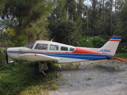 ゴンタさんが、沖縄県名護市で撮影した日本個人所有 Beechcraftの航空フォト(飛行機 写真・画像)