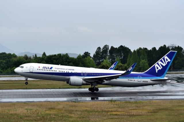 kukkuさんが、高松空港で撮影した全日空 767-381/ERの航空フォト(飛行機 写真・画像)