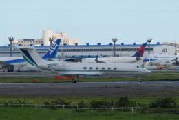 banshee02さんが、成田国際空港で撮影したウィルミントン・トラスト・カンパニー G-Vの航空フォト(飛行機 写真・画像)