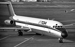Y.Todaさんが、羽田空港で撮影した東亜国内航空 DC-9-41の航空フォト(飛行機 写真・画像)