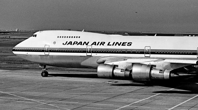 Y.Todaさんが、羽田空港で撮影した日本航空 747SR-46の航空フォト(飛行機 写真・画像)