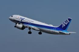 kimu81さんが、高松空港で撮影した全日空 A320-271Nの航空フォト(飛行機 写真・画像)