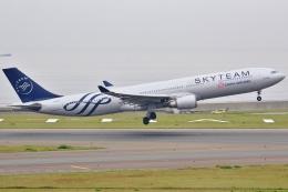 Wings Flapさんが、中部国際空港で撮影したチャイナエアライン A330-302の航空フォト(飛行機 写真・画像)