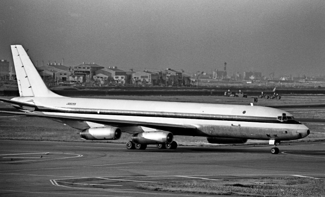 Y.Todaさんが、羽田空港で撮影した日本航空 DC-8-62AFの航空フォト(飛行機 写真・画像)