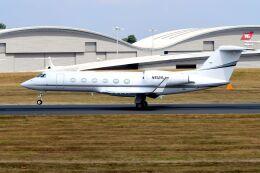 まいけるさんが、ファンボロー空港で撮影したアメリカ企業所有 G350/G450の航空フォト(飛行機 写真・画像)