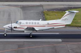 A.Tさんが、名古屋飛行場で撮影したダイヤモンド・エア・サービス 200 Super King Airの航空フォト(飛行機 写真・画像)