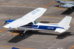 A.Tさんが、名古屋飛行場で撮影した日本個人所有 172Mの航空フォト(飛行機 写真・画像)