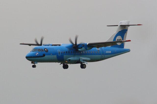 khideさんが、伊丹空港で撮影した天草エアライン ATR-42-600の航空フォト(飛行機 写真・画像)