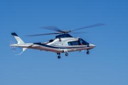 あけみさんさんが、龍ケ崎飛行場で撮影したアルファーアビエィション A109E Powerの航空フォト(飛行機 写真・画像)