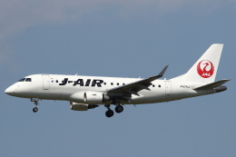 セブンさんが、伊丹空港で撮影したジェイエア ERJ-170-100 (ERJ-170STD)の航空フォト(飛行機 写真・画像)