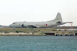 apphgさんが、那覇空港で撮影した海上自衛隊 P-3Cの航空フォト(飛行機 写真・画像)
