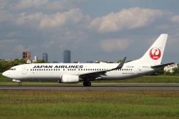 航空フォト:JA327J 日本航空 737-800